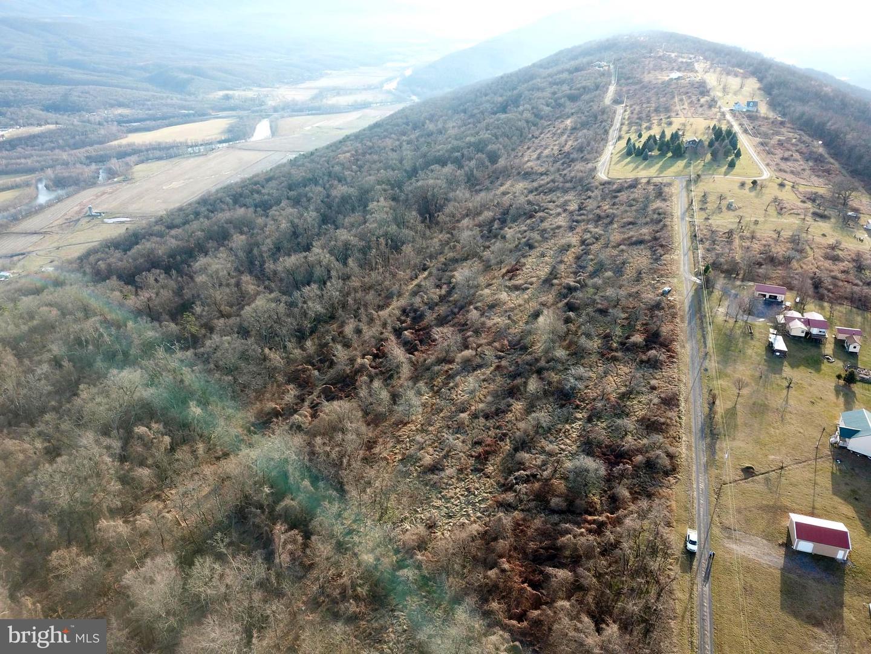 Terreno para Alugar às Romney, West Virginia 26757 Estados Unidos