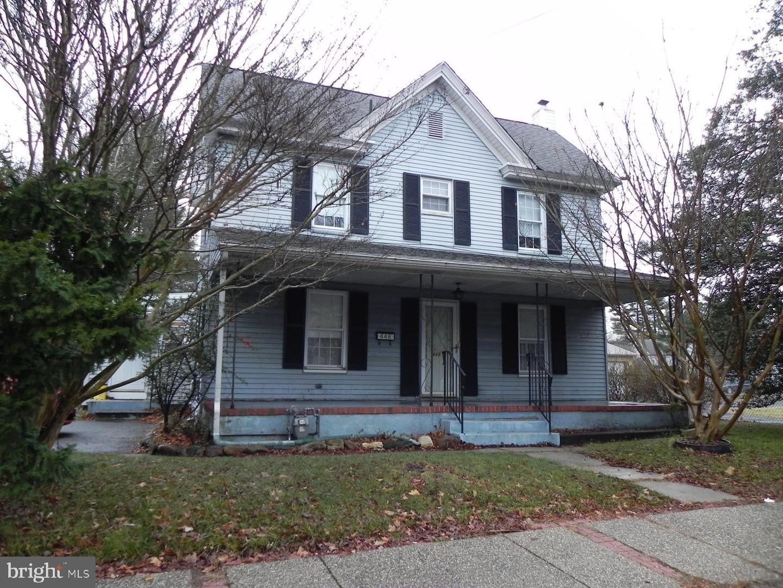Single Family Homes pour l Vente à Clayton, New Jersey 08312 États-Unis