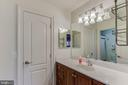 private en suite - 17066 WINNING COLORS PL, LEESBURG