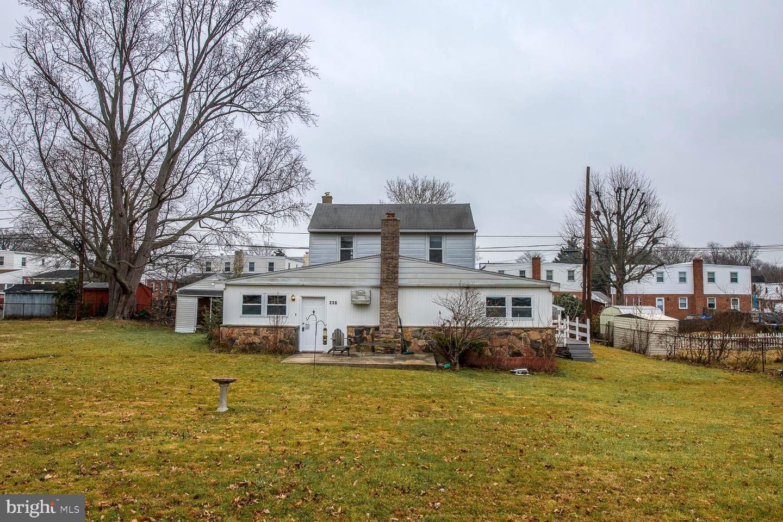 Single Family Homes 为 销售 在 Woodlyn, 宾夕法尼亚州 19094 美国