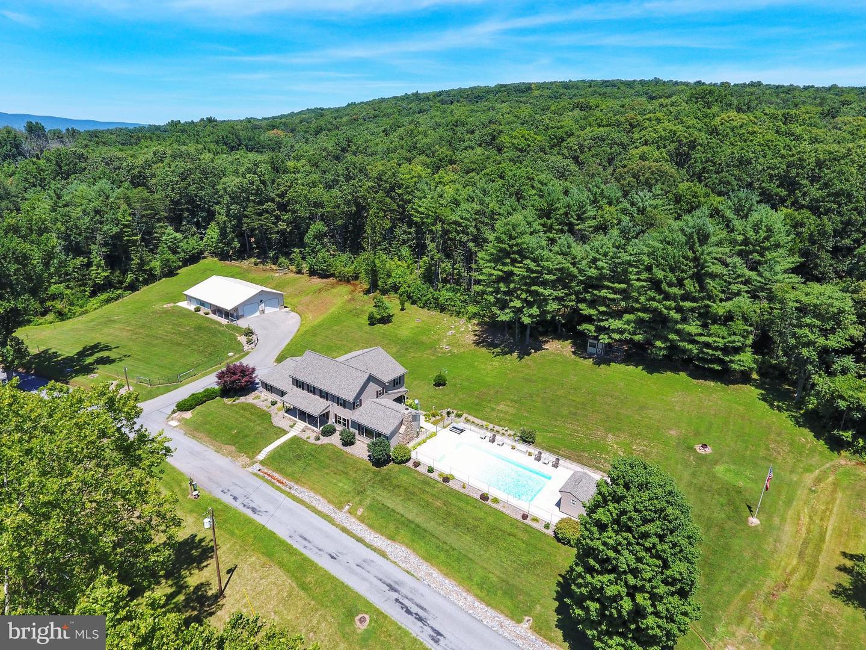 Single Family Homes för Försäljning vid Big Pool, Maryland 21711 Förenta staterna