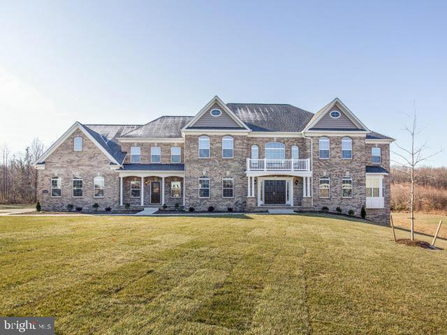 Single Family Homes для того Продажа на Bowie, Мэриленд 20721 Соединенные Штаты