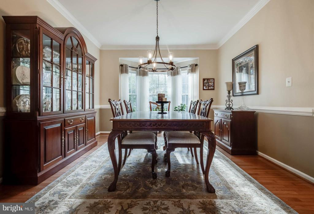 Beautiful Bay Window - 43265 KATIE LEIGH CT, ASHBURN