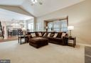 High Ceilings & Upgraded Carpet - 43265 KATIE LEIGH CT, ASHBURN
