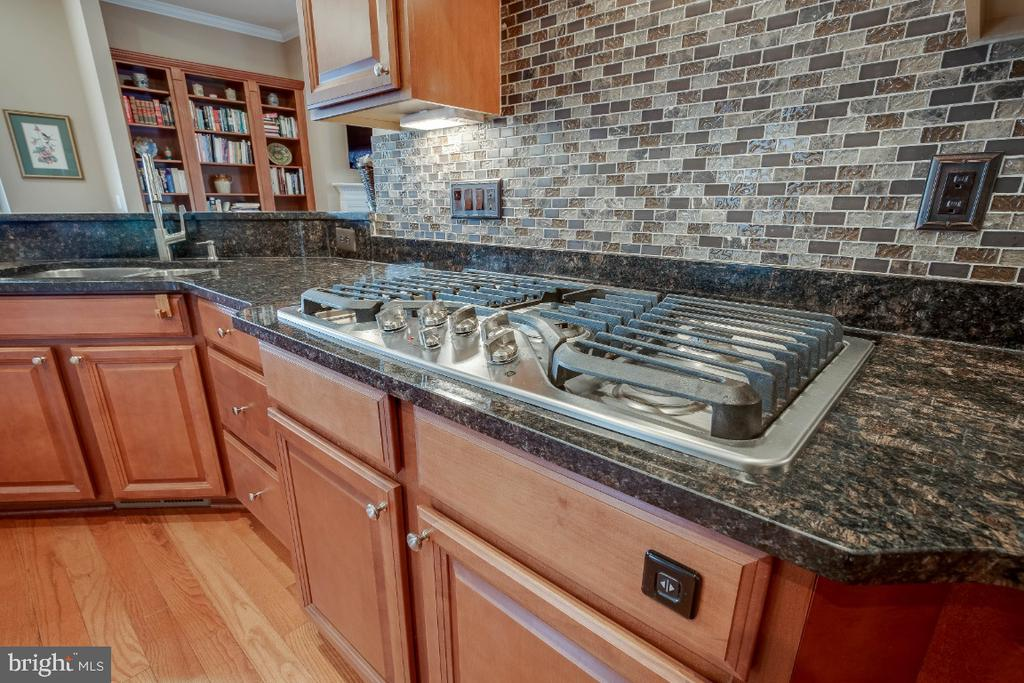 Granite Counters - 41985 RIDING MILL PL, ASHBURN