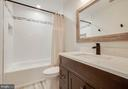 Upper Hall Bath - 43265 KATIE LEIGH CT, ASHBURN