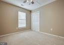 All  Bedrooms Have Ceiling Fans - 43265 KATIE LEIGH CT, ASHBURN