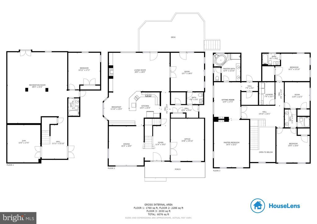 Floor Plan - 41985 RIDING MILL PL, ASHBURN