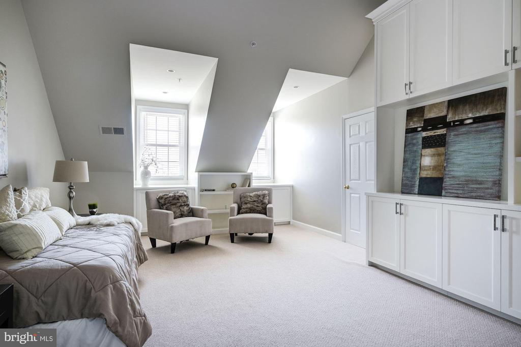 Bedroom Three - 605 7TH ST SW, WASHINGTON