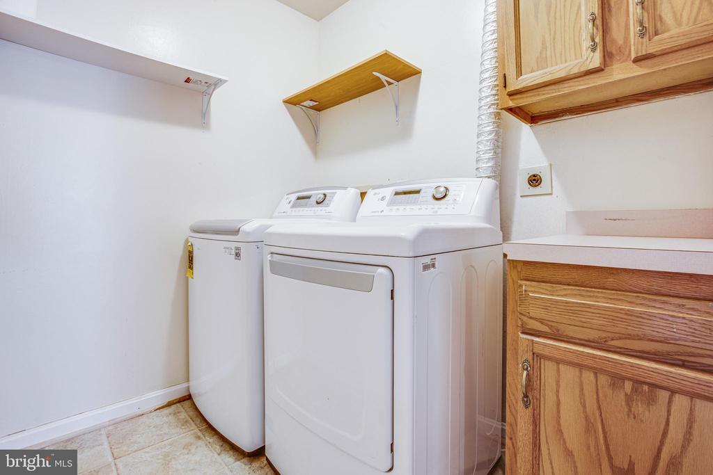 LAUNDRY ROOM - 7311 MIDDLETON DR, FREDERICKSBURG