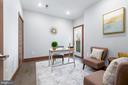 Office or 3rd bedroom? Your choice - 2109 M ST NE #9, WASHINGTON