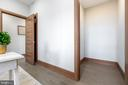 Large closet perfect for your personal touch - 2109 M ST NE #9, WASHINGTON