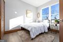 Master #1 w/ large closet and en suite bath - 2109 M ST NE #9, WASHINGTON