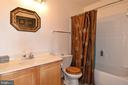 Full bathroom upper level - 9814 SPINNAKER ST, CHELTENHAM