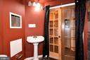 Full basement bathroom - 9814 SPINNAKER ST, CHELTENHAM