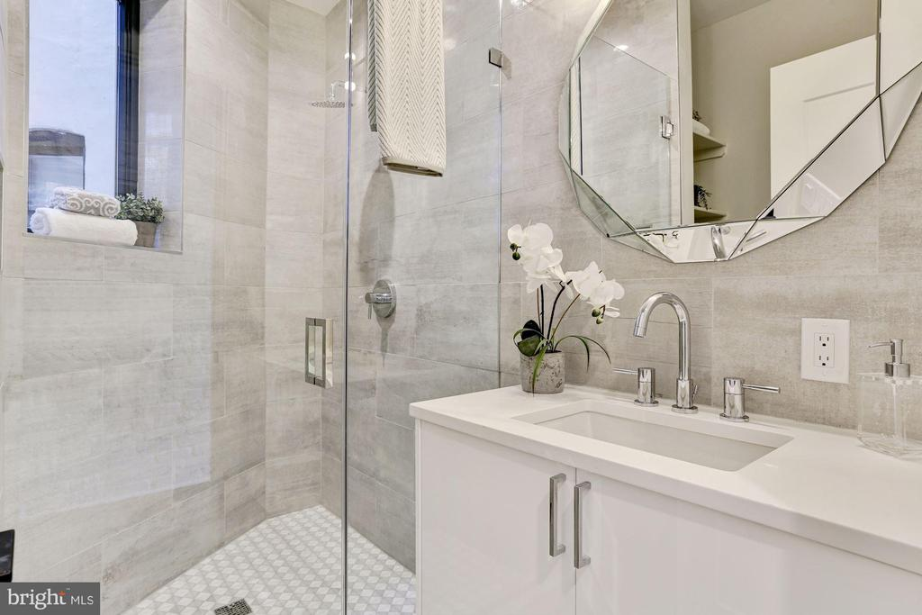 Owner's ensuite - 1719 EUCLID ST NW #2, WASHINGTON