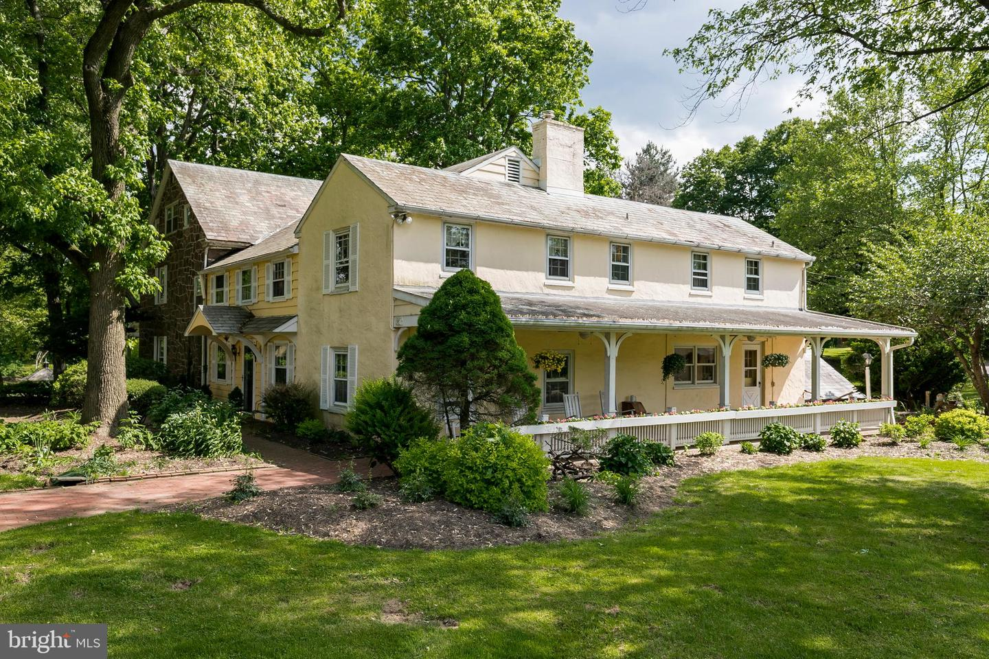 Single Family Homes for Sale at Pottstown, Pennsylvania 19465 United States