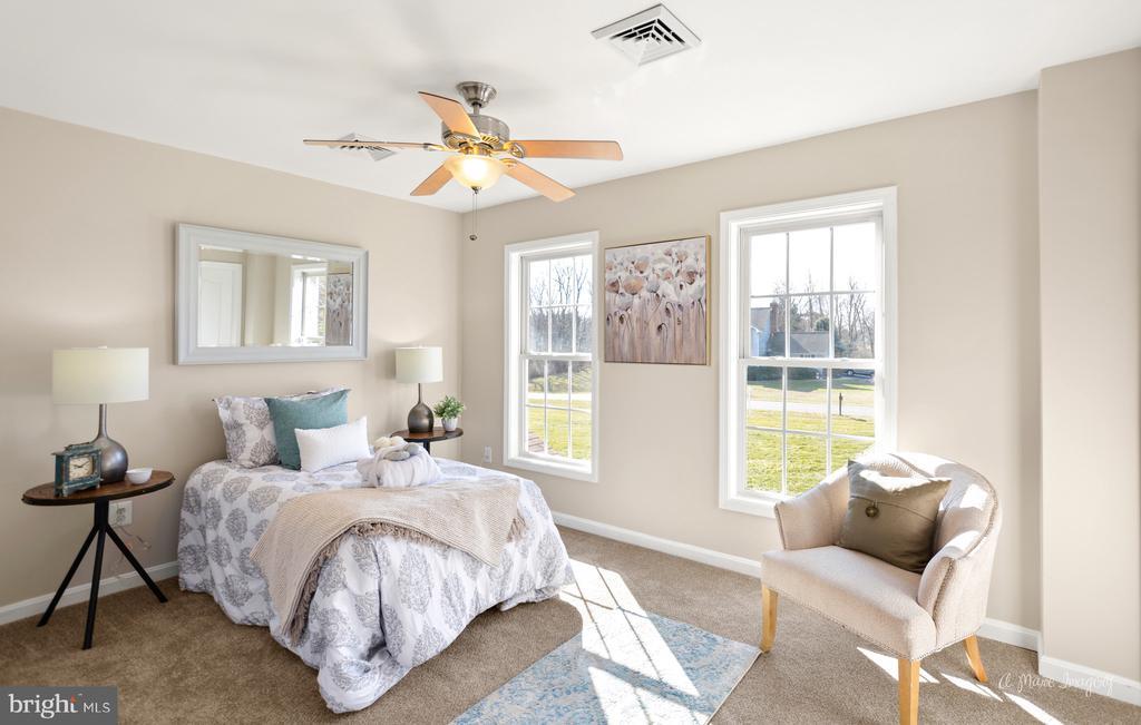 Bedroom 3 - 3812 SAINT CLAIR CT, MONROVIA