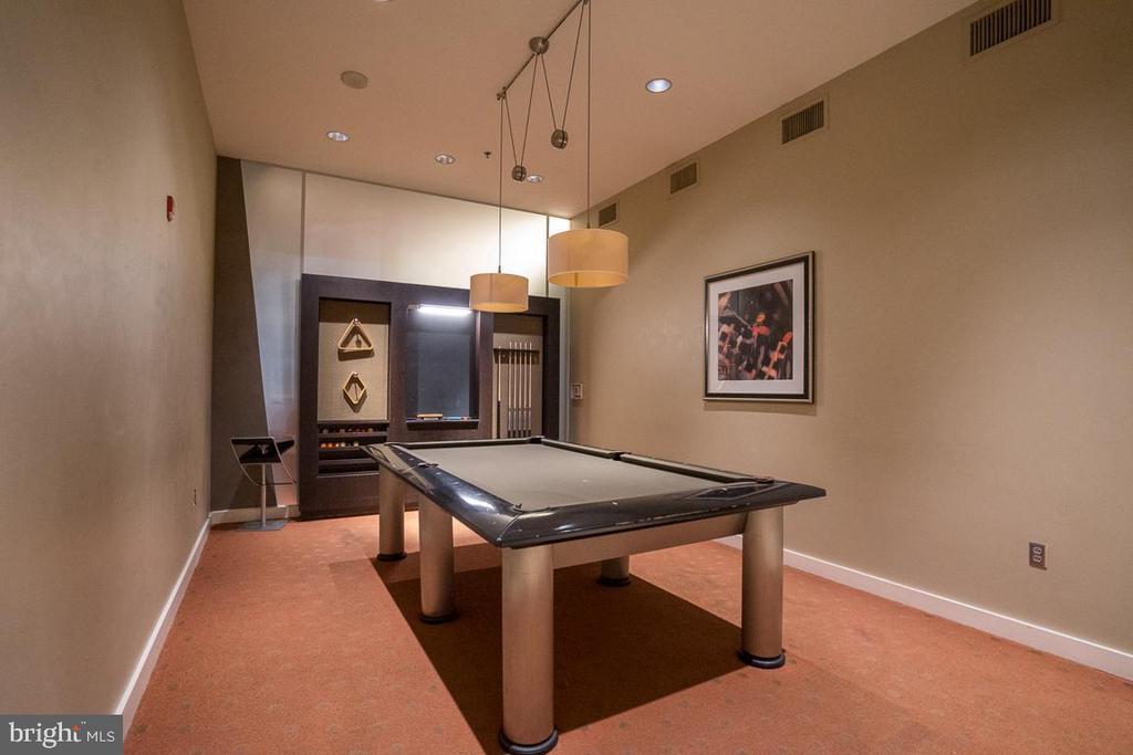 Billard Room - 5750 BOU AVE #1809, ROCKVILLE