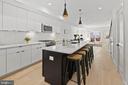 Photo of Similar Unit: Kitchen - 1707 WEST VIRGINIA AVE NE #4, WASHINGTON