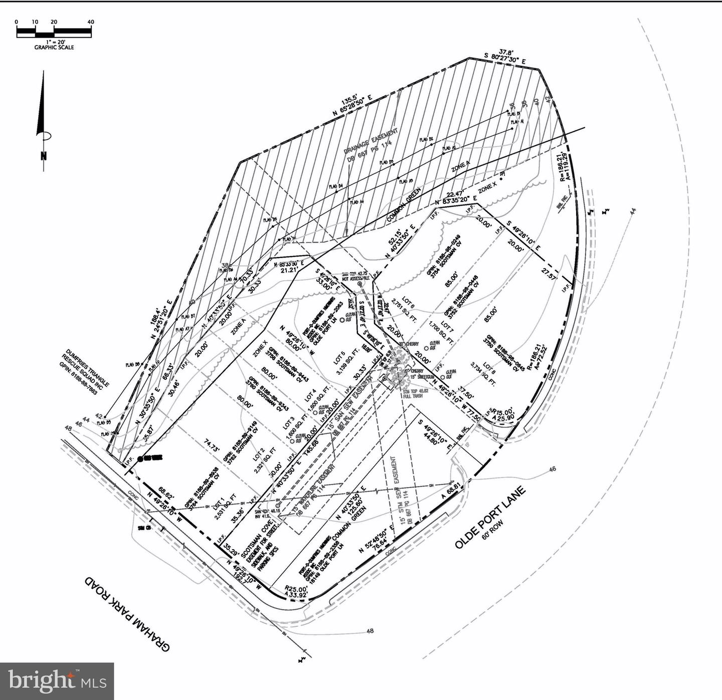 Land for Sale at Triangle, Virginia 22172 United States