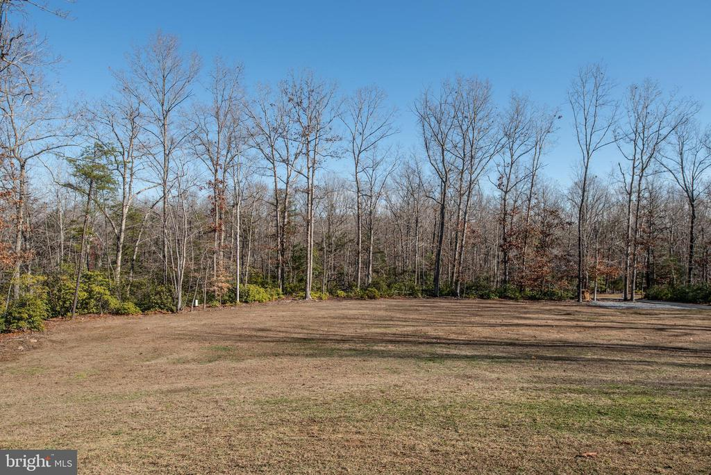 View of Front Yard.. - 8124 TWELFTH CORPS DR, FREDERICKSBURG