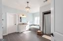 Master Bathroom..Tile Flooring - 8124 TWELFTH CORPS DR, FREDERICKSBURG