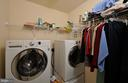 washer and dryer convey, on top bedroom level - 75 CHAPS LN, FREDERICKSBURG
