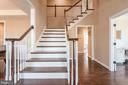 Stairs to Upper Level... - 8124 TWELFTH CORPS DR, FREDERICKSBURG
