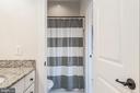 Upper Full Bath - 8124 TWELFTH CORPS DR, FREDERICKSBURG