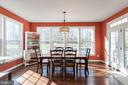 Large Morning Room..French doors to POOL! - 8124 TWELFTH CORPS DR, FREDERICKSBURG