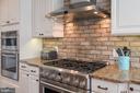 6 Burner Cooking Feature - 8124 TWELFTH CORPS DR, FREDERICKSBURG
