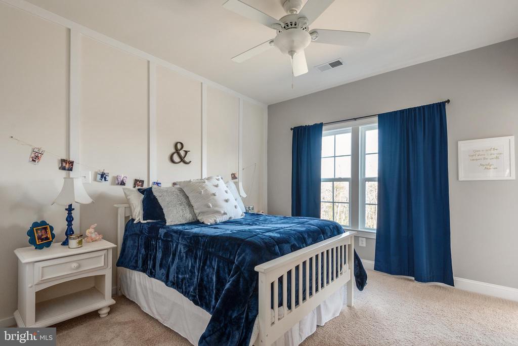Secondary Bedroom - 8124 TWELFTH CORPS DR, FREDERICKSBURG