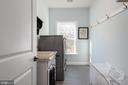 Upper Level Laundry with a Sink! - 8124 TWELFTH CORPS DR, FREDERICKSBURG