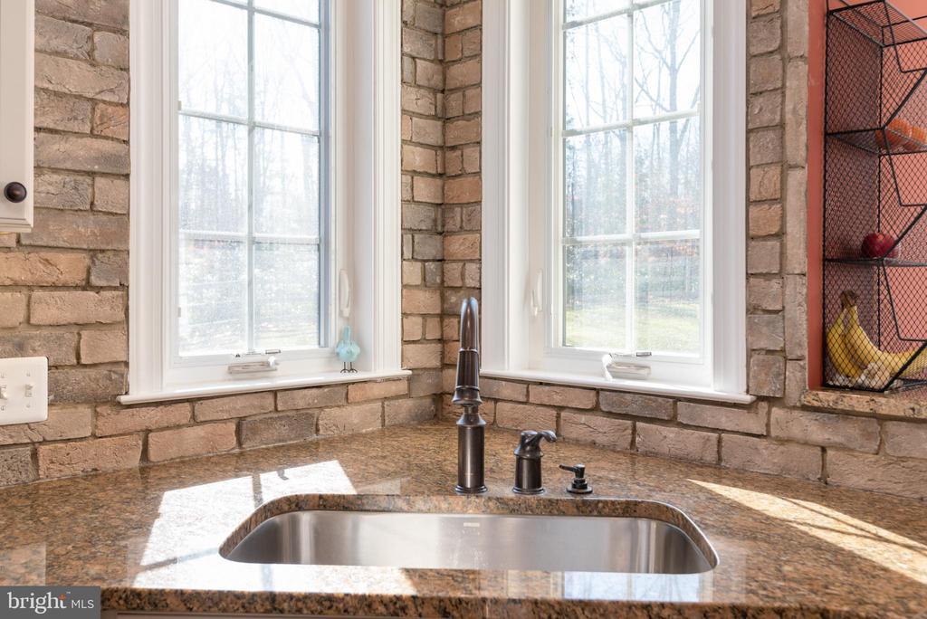 Kitchen Views ..2.52 Gorgeous Acres - 8124 TWELFTH CORPS DR, FREDERICKSBURG
