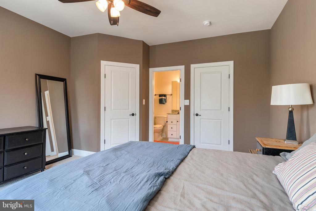 Secondary Bedroom 1 of 5 in the home! - 8124 TWELFTH CORPS DR, FREDERICKSBURG