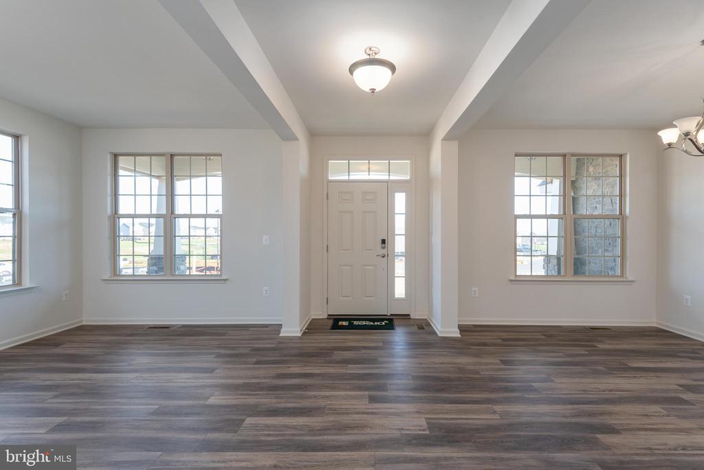 Foyer, Study & Dining Room - 1196 COASTAL AVE, STAFFORD