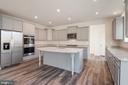 Kitchen - 1196 COASTAL AVE, STAFFORD