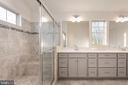 Owner's Bath - 1196 COASTAL AVE, STAFFORD