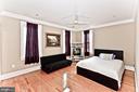 Bedroom 2 - 2710 24TH ST NE, WASHINGTON