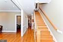 Foyer - 2710 24TH ST NE, WASHINGTON