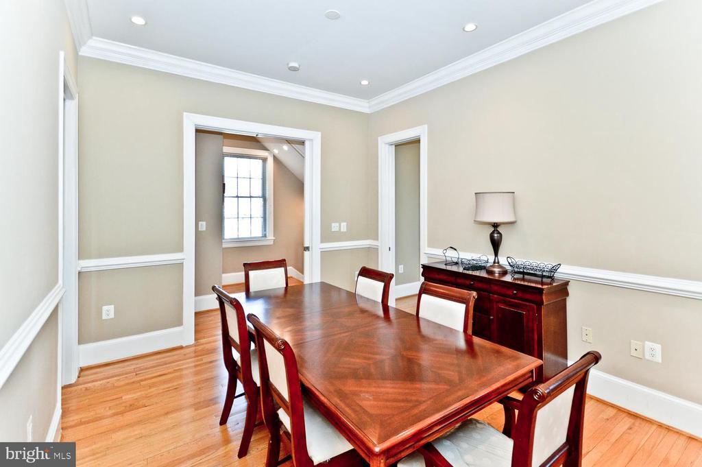 Formal Dining Room - 2710 24TH ST NE, WASHINGTON