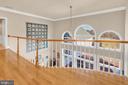 Loft overlooking Family room - 36704 SNICKERSVILLE TPKE, PURCELLVILLE