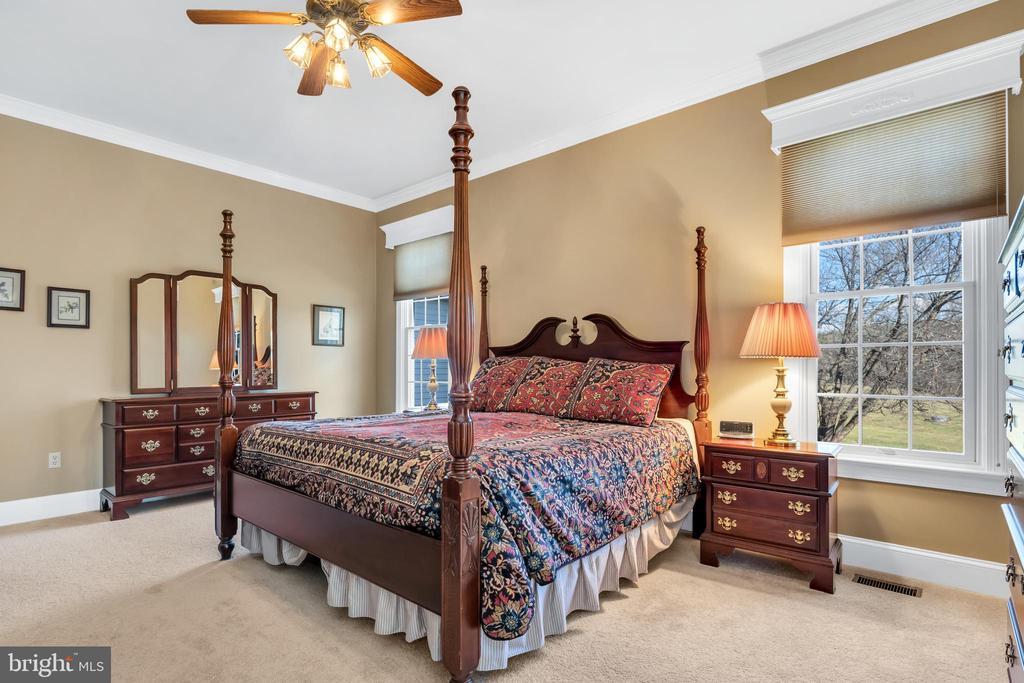 Main floor owner's suite - 36704 SNICKERSVILLE TPKE, PURCELLVILLE