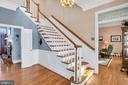 Detailed finish work throughout - 36704 SNICKERSVILLE TPKE, PURCELLVILLE
