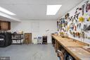 Basement workshop - 36704 SNICKERSVILLE TPKE, PURCELLVILLE
