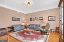 Formal living room - 36704 SNICKERSVILLE TPKE, PURCELLVILLE