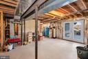 Walkout basement - 36704 SNICKERSVILLE TPKE, PURCELLVILLE