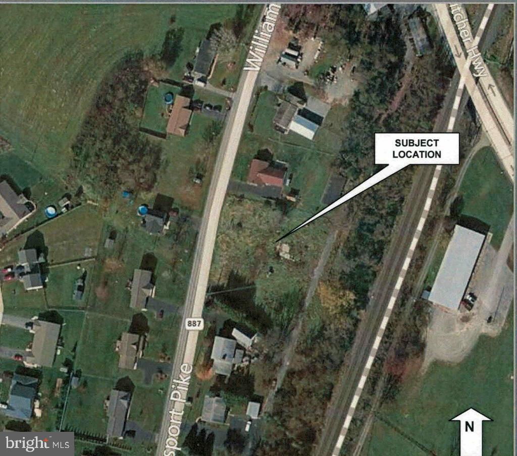 Property για την Πώληση στο 11130 WILLIAMSPORT PIKE Greencastle, Πενσιλβανια 17225 Ηνωμένες Πολιτείες