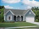 The Chesapeake by Atlantic Builders-Farmhouse Elev - 117 BROOKE POINT CT, STAFFORD